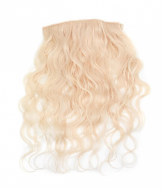 blonde extension Headlines Hairpieces hairpiece curly blonde natural