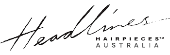 Headlines Hairpieces Logo